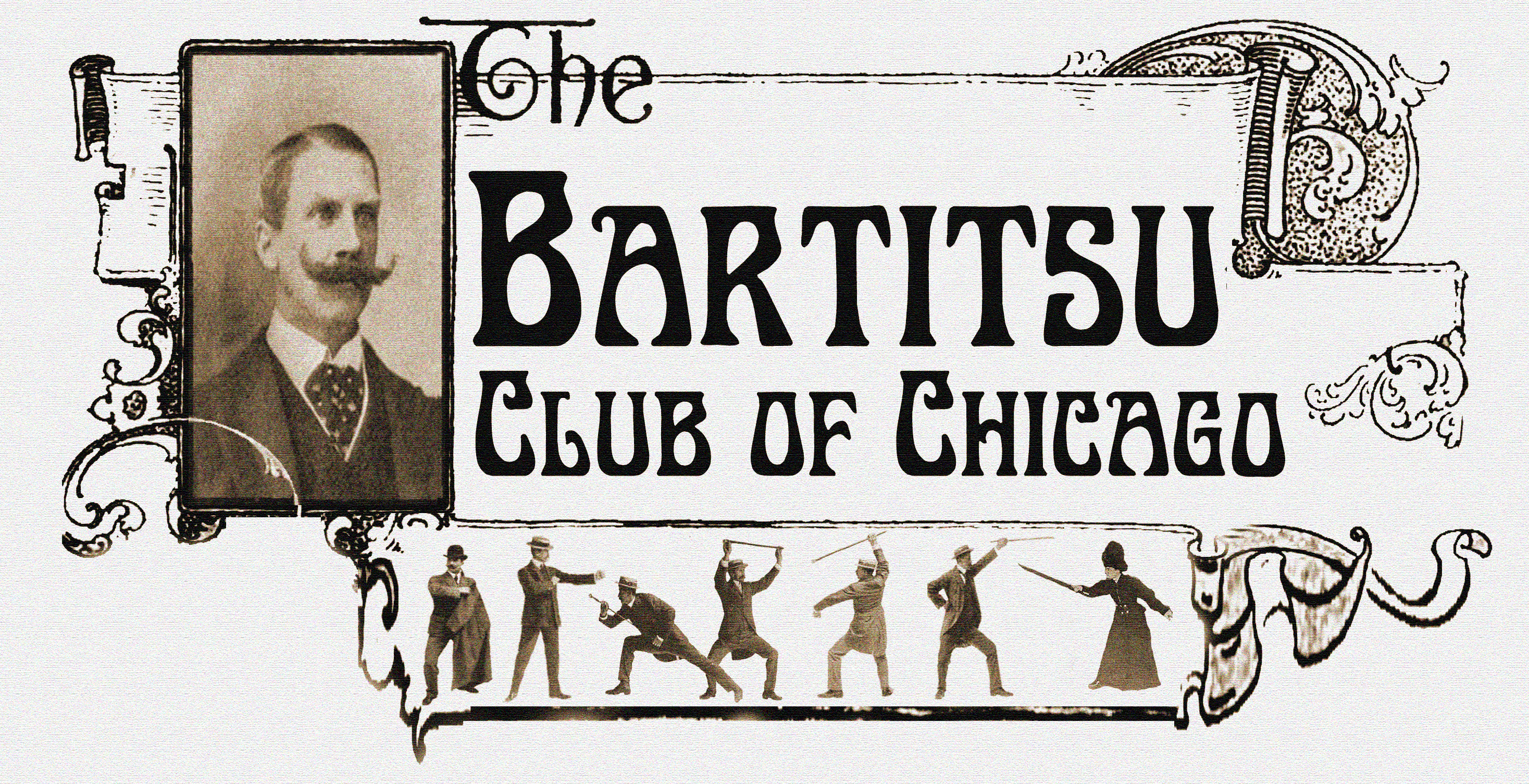 Bartitsu Club of Chicago logo
