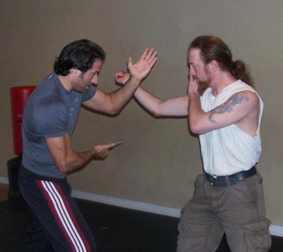 Keith and Trey Sumbrada