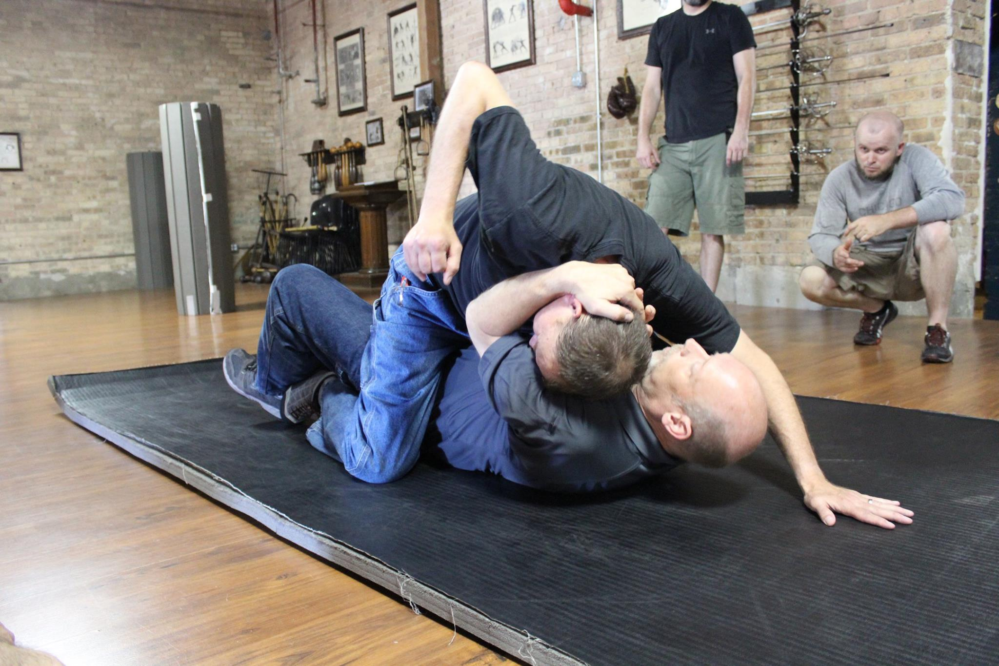 Combatives Sidebar 4