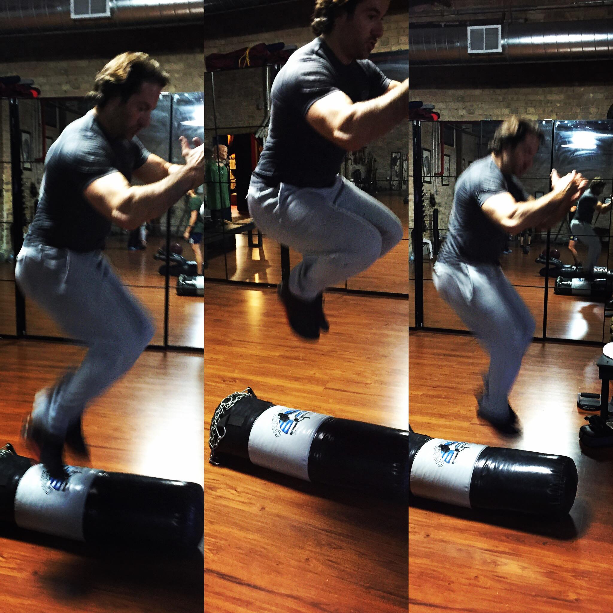 Personal Training Sidebar